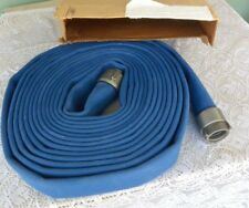 """ACTION 1 ½"""" x 50 ft. NH Double jacket  FIRE HOSE - USA ( NEW)"""