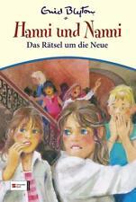 Das Rätsel um die Neue / Hanni und Nanni Bd.24 von Enid Blyton (2007, Gebundene…