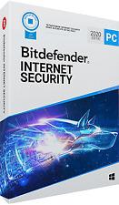 Bitdefender Internet Security 2020 - 6 Months 3 Devices - Original Key Activ ✅