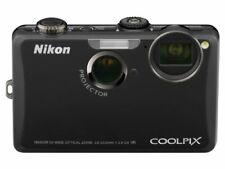 Nikon Digital Camera Coolpix (Coolpix) S1100Pj Black S1100Pjbk 1410 Million Pixe