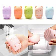 Beauty Cartoon Sponge Stand Storage Case Makeup Blender Holder Cosmetic Rack JT