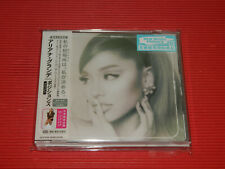5B 2021 ARIANA GRANDE POSITIONS JAPAN CD DELUXE EDITION  REGISTERED SHIPPING