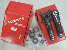 Specialized S-Works Carbon Mountain Crank Arm-170mm (Carbon/Black/Charcoal)