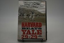 Harvard Beats Yale 29-29 Kevin Rafferty Football Documentary DVD
