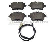 MINI R60 COUNTRYMAN 1.6 2.0 2010-2016 REAR BRAKE PADS SET OF 4 /& WEAR SENSOR