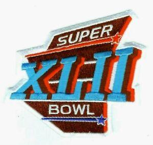 NFL 2008 CHAMPION SUPER BOWL XLII SB 42 NFC New York GIANTS iron-on JERSEY PATCH
