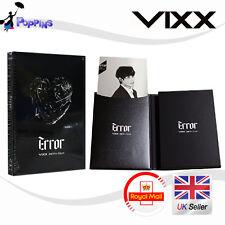 NEW VIXX [ERROR] 2nd Mini Album Vol.2