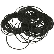 14-30mm 100 Round Gaskets 0 Rings seal rubber washers for watches assorted