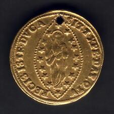 Italy - Venice. (1752-62) Gold Zecchino..  Francesco Loredan.. VF