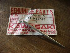 KAWASAKI NOS OEM CARB JET NEEDLE 5CN15 KZ 650 KZ 1000 1977-1983 PART# 16009-1013