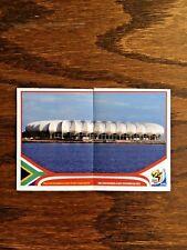 NELSON MANDELA BAY STADIUM PANINI STICKERS, WORLD CUP SOUTH AFRICA 2010 #SA16-17