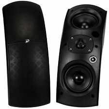Dayton Audio QS204-4 70V Quadrant Indoor/Outdoor Speaker Pai