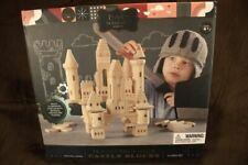 Fao Schwarz 75 Piece Solid Wood Castle Blocks