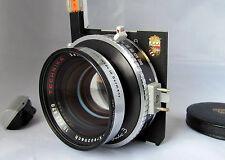 Schneider Technika Xenotar 150mm f/2.8 Lens 4x5 Linhof Selected Rare EX++