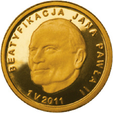 Poland / Polen - 25zl Beatification of John Paul II