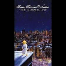 The Christmas Trilogy [Box] by Trans-Siberian Orchestra (CD, Nov-2004, 4...