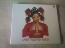 JANET JACKSON - TOGETHER AGAIN - DIGIPAK CD SINGLE