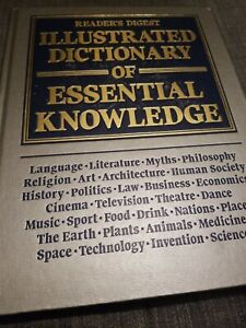 Reader's Digest Illustrated Dictionary of Essential Knowledge, Philosophy etc