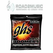 GHS Bass boomers Electric Strings 45-100 set cuerdas frase ml3045