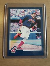 Jim Thome 2001 Topps Error Card Only One On Ebay
