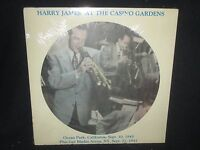 """Harry James at the Casino Gardens""Ocean Park, CA Sept.30,1945 12"" Picturedisc"