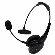 New listing RoadKing Rking940 Premium Noise-Canceling Bluetooth Headset with Mic for Hand.
