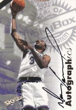 1997-98 SkyBox Premium Autographics Basketball Pick Your Cards!