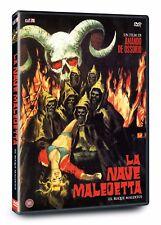 DVD NUOVO La Nave Maledetta film Armando De Ossorio Edizione limitata