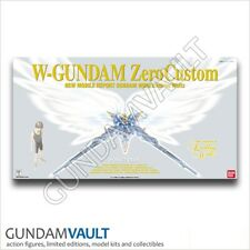 NEW 1/60 PG XXXG-00W0 Wing Zero Custom Gundam Model Kit Bandai Perfect Grade