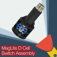 MagLite D Cell Torch/flashlight Replacement Switch Assembly