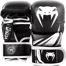 Venum Challenger 3.0 MMA and Boxing Sparring Gloves - Black/White