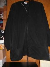 Veste noire à capuche - H&M - Taille L (44/46) - TRES BON ETAT