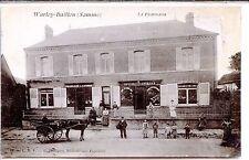 CP 80 Somme - Warloy-Baillon - La Pharmacie