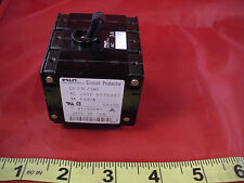 Fuji CP33E/3WD Circuit Breaker Protector 250v ac 50/60Hz 3a 1000a 3 Pole New Nnb