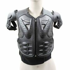 Motocross BMX Kids Child Youth Body Armour Motor Dirt Bike Quard Chest Protector