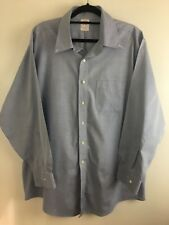 Brooks Brothers Mens Formal Business Casual Dress Shirt Size XL Long Sleeve Top