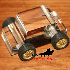 Free shipping Crystal Car Buggy - Card Tricks