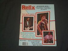 1980 AUGUST RELIX MAGAZINE - THE WHO, MICK JAGGER COVER - B 979
