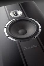 B Ware Heco Direkt, High-End 2-Wege-Lautsprecher schwarz 1 Paar