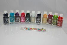 Hard Candy Just Nails Nail color - Assorted 11 Piece Set w/ Bonus