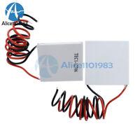 2/5/10PCS TEC1-12706 Heatsink Thermoelectric Cooler Peltier Cooling Plate Module