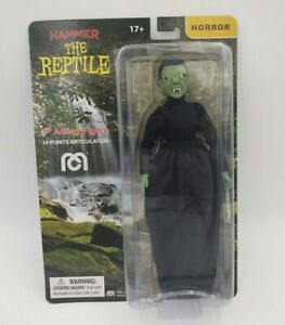 """The Reptile Hammer Movies MEGO 8"""" action figure Horror 2021 IN HAND"""