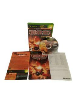 Crimson Skies: High Road to Revenge (Microsoft Xbox, 2003) - European Version