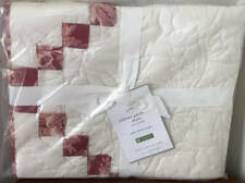 Pottery Barn Andover Patchwork Euro Sham