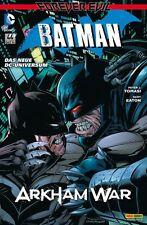 BATMAN-SONDERBAND # 44: ARKHAM WAR deutsch (US 1-6) FOREVER EVIL /  BANE