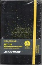 Moleskine - Star Wars - Wochen- / Notiz-/ Taschenkalender - Star Wars - 2017/18
