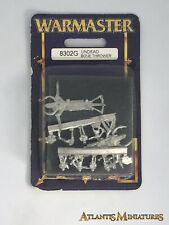 Hueso no-muertos lanzallamas Blister-Fuera de imprenta-Warmaster WARHAMMER NNN136