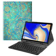 For Samsung Galaxy Tab S4 10.5 inch 2018 Tablet Case Cover w/ Bluetooth Keyboard