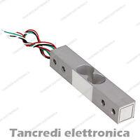 Cella di carico 1Kg bilancia sensore peso sensore sensor (Arduino-Compatibile)
