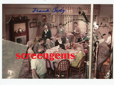 Hooterville rare TV signed photo Frank Cady Petticoat Junction Green Acres cast